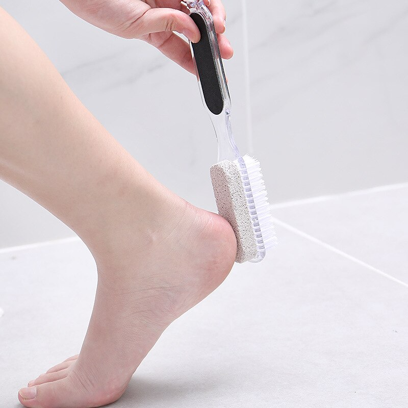 1 pcs Peeling foot rubbing device rubbing foot artifact home foot heel sole manual calluses pedicure knife foot scraper