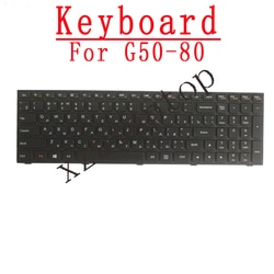 Novo para LENOVO G50-70/80 B50-70 B50-80 Z50-70 Z50-70A Z50-75 Z50-80E E50-70 E50-80 B51 B51-30 B71 G51 Russo RU Teclado Do Laptop