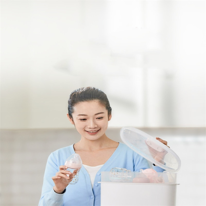 2021 Newest  Baby Bottle Sterilizer   Drying Milk warmer   Multifunctional Steam Boiler enlarge