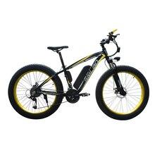 XDC600 2020 chine amélioré 48V grande puissance 1000w 10AH/13AH batterie ebike 26 pouces neige électrique + vélo moteur