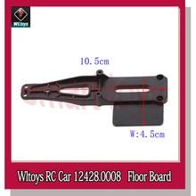 Wltoys 12428 Floor Board 12428-0008 Second Floor Plate for Wltoys 12423 12428 RC Car Parts