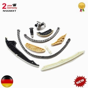 AP01 Timing Chain Kit Fit For VW GTI  Beetle Tiguan Audi A3 A4 A5 A6 Q5 TT Quattro Allroad 2.0T 06H109158N  2008-2015 06H109469T