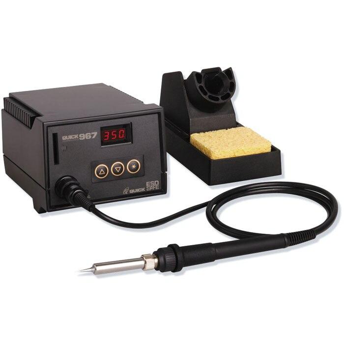 سريعة 967 مكافحة ساكنة شاشة ديجيتال درجة حرارة ثابتة لحام الجدول شاشة ديجيتال لحام الجدول شحن مجاني