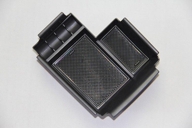 Caja recipiente de almacenamiento de apoyabrazos para KIA K3 Cerato Forte BD 2019 2020, organizador Interior, consola Central, bandeja para guantes