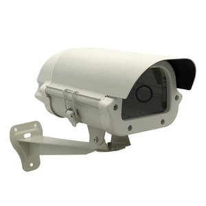 6 Inch CCTV Camera Housing Cover Aluminium Waterproof Outdoor Camera's Case Shell for Security CCTV IP Camera AHD Camera Housing