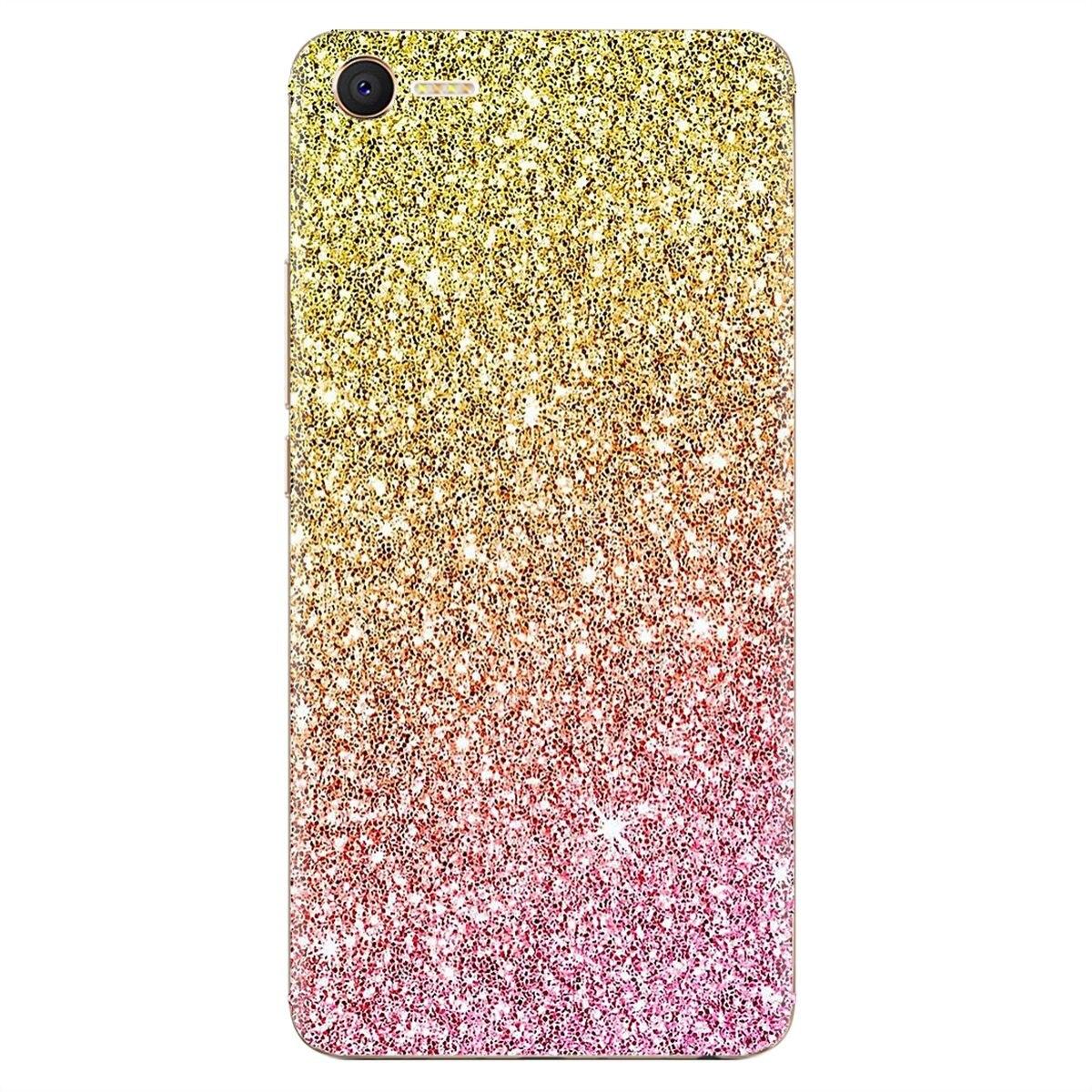 Розовое золото сверкающие блестки для LG G2 G3 G4 мини G5 G6 G7 Q6 Q7 Q8 Q9 V10 V20 V30 X Мощность 2 3 ДУХ оригинальный силиконовый чехол для телефона