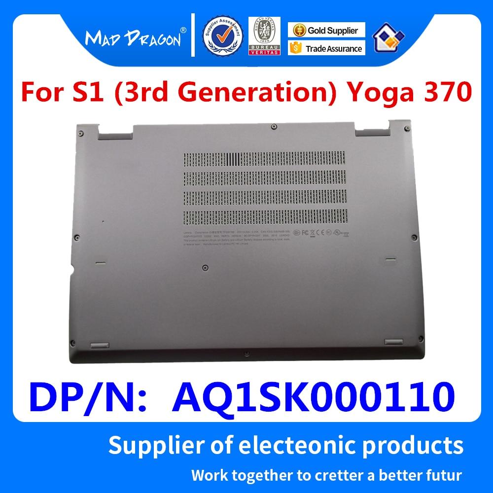 حافظة كمبيوتر محمول أصلية ، قاعدة سفلية ، لجهاز Lenovo ThinkPad Yoga 370 AQ1SK000110 01HY217