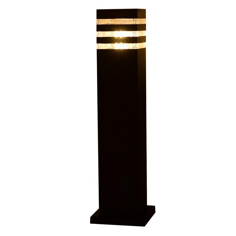 LED Garden Outdoor Lights Lawn Lamp AC85-265V Waterproof Aluminum E27 Patchway Light Simple Modern for Yard Park Villa enlarge