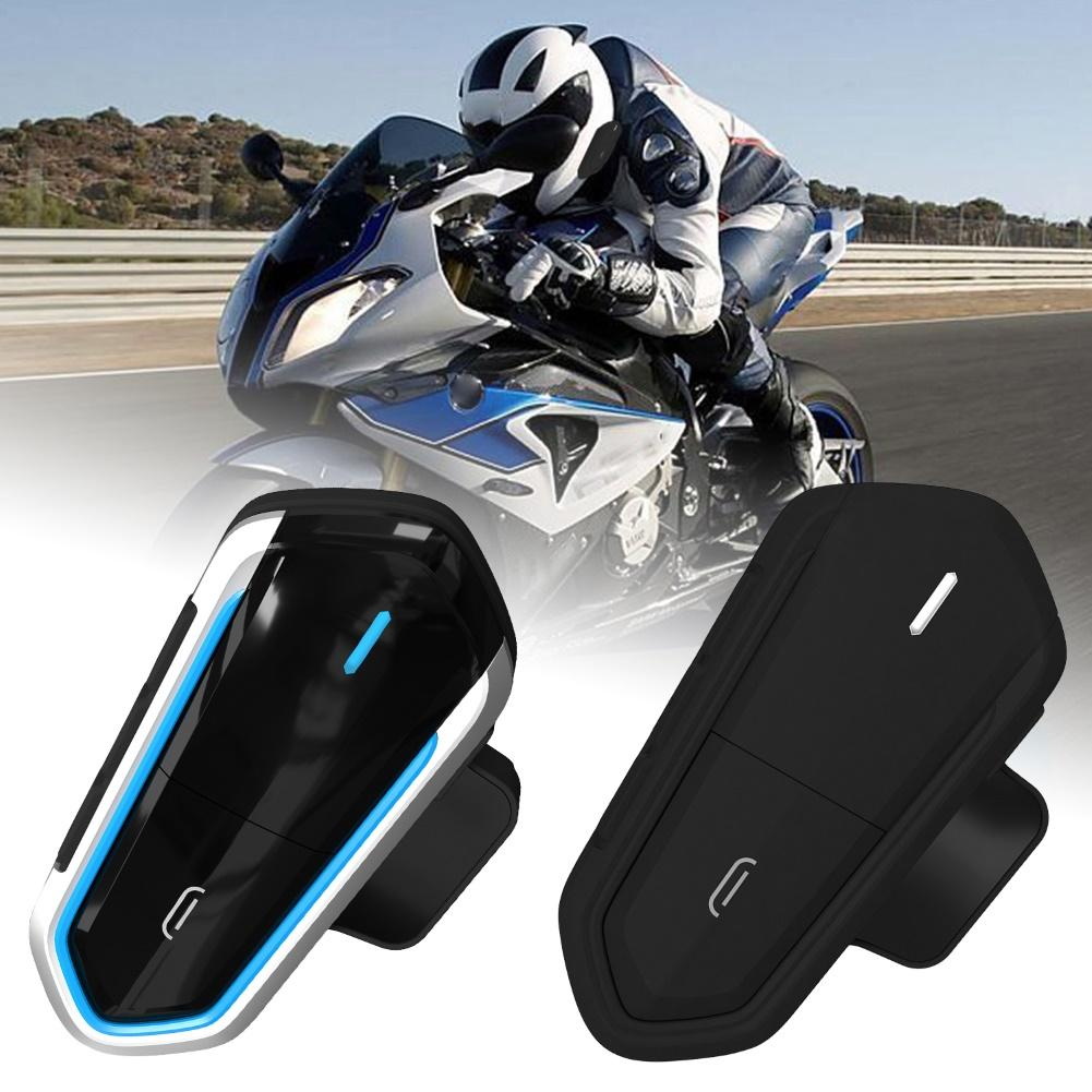QTB35 waterproof Motorcycle Motorbike Helmet Intercom CSR Bluetooth 4.1 Headset Interphone New hot boutique