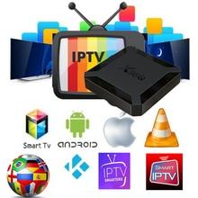 Le meilleur Iptv Europe avec Iptv amérique latine chaînes IPTV Deutsch espagne arabe Nederlands royaume-uni Portugal pour Android TV BOX