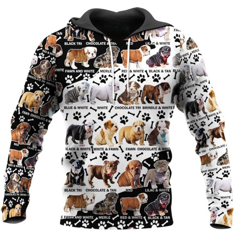 New fashion fall and winter animal hoodie 3d full print hooded unisex harajuku casual street hoodie hooded 3d fireworks print flocking trippy hoodie