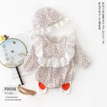 Petite fille en coton feuille de Lotus   Manteau de fleur enveloppé de fleur, chapeau de princesse, chapeau de Triangle pour nouveau-né, pour bébé