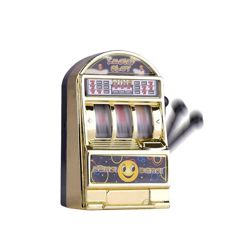 Consola de Jogos portátil Toy Kids Educacional Portátil Leve Máquina De Fruta Mini Keychain Presente Crianças de Frutas Mini Slot Machine