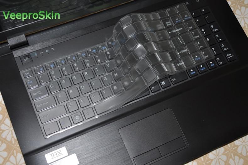 For MSI GL75 GP72MVR GE72 GL72 GL72M GP72VR GS72 GT72 GP73 GL73 GT73 GE73 GS73 GE75 GS75 Tpu Notebook Keyboard Cover skin