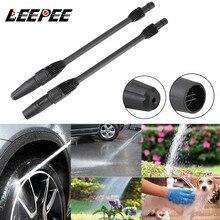 Инструмент для мойки автомобилей LEEPEE, вращающаяся турбо трубка для мойки автомобиля Karcher