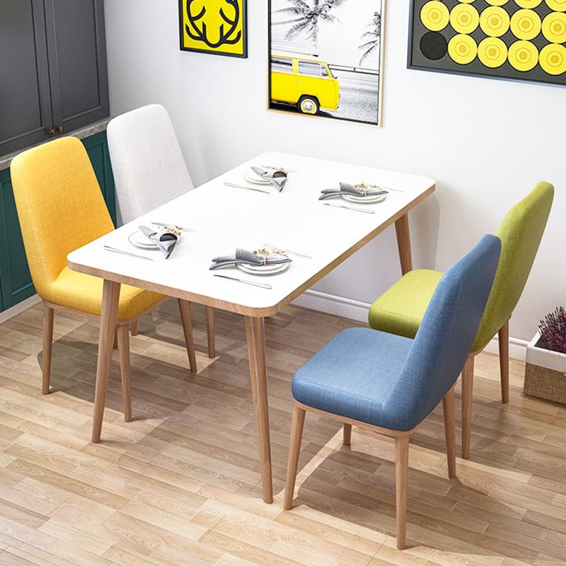 Muebles Sillas De Comedor Chair Dining Room Simple Chaises Salle Manger Meubles De Maison стулья для кухни обеденные стулья кухонные стулья