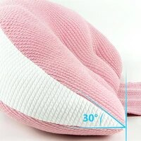 multifunctional pregnant u shaped sleeping side pillow bamboo waist pillow fiber pregnancy support abdominal s2n3