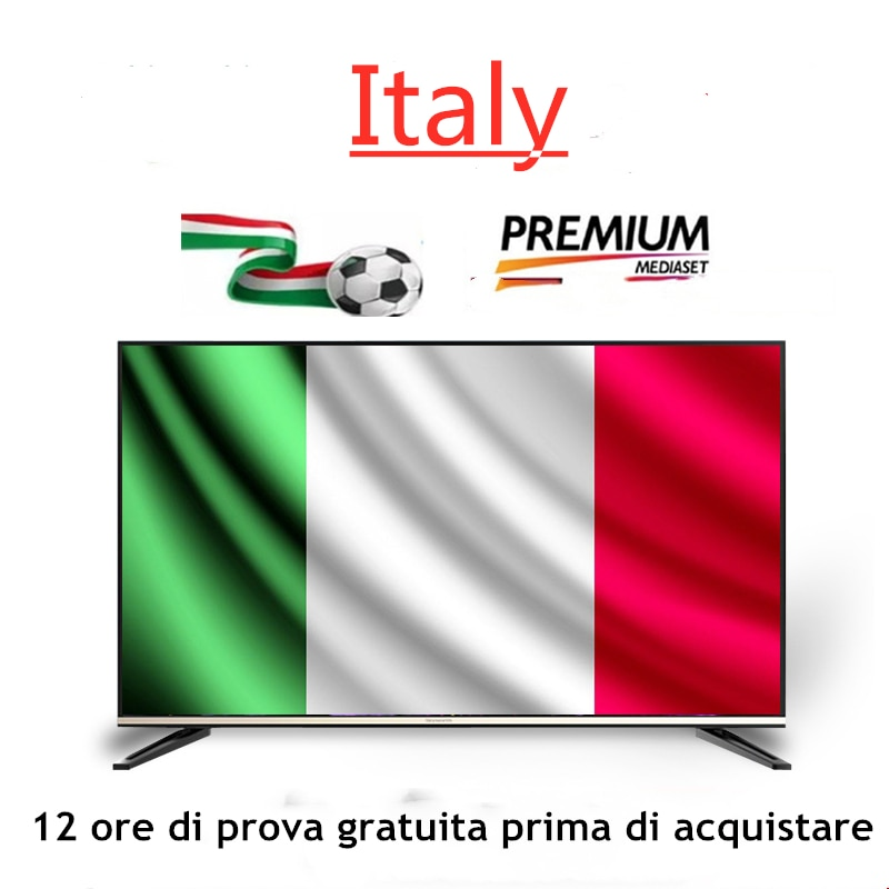 Italia Premium Italia m3u primaverla para DAZN Italia Reino Unido Alemania España Polonia ee.uu. Smart tv Android box Enigma2 PC 4k Linux