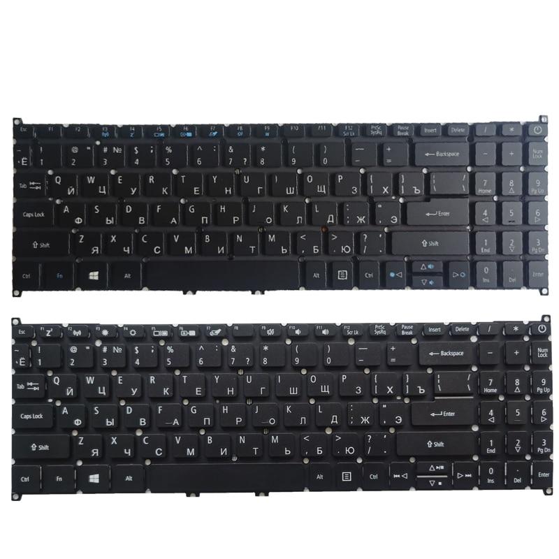 جديد الروسية/RU لوحة المفاتيح لابتوب أيسر أسباير A515-54 A515-54G A515-56 A515-56G A515-52 A515-52G A515-53 A515-55 لا الإطار