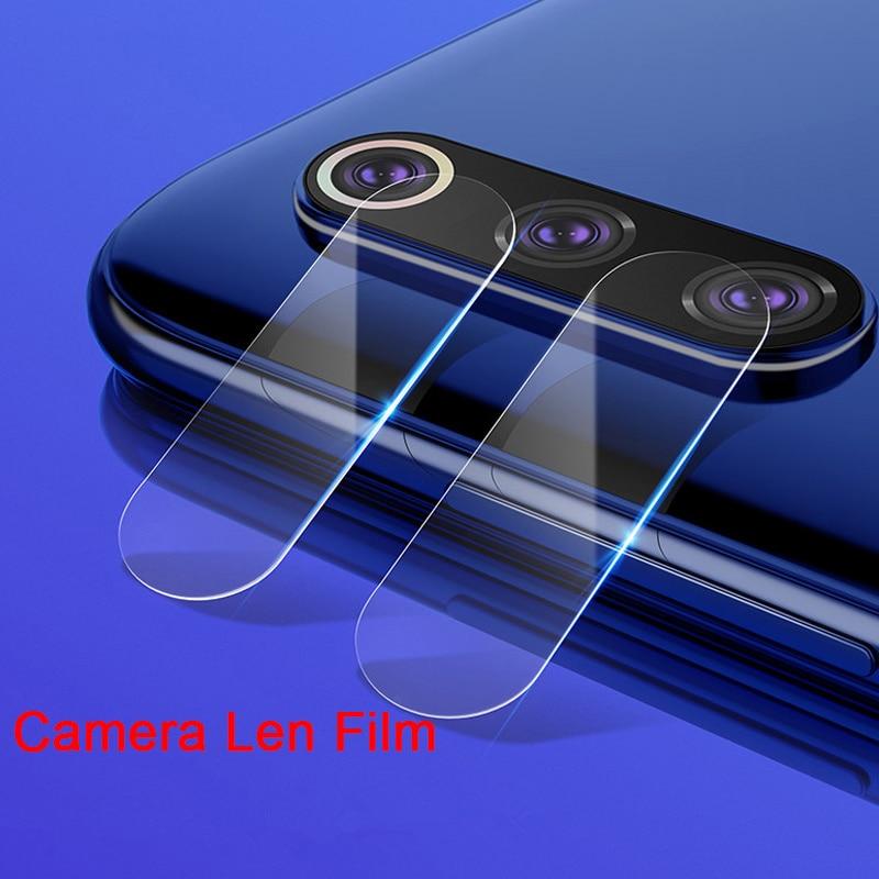 2ST-Kamera-Objektiv-Schutz für Oppo Realme 5i 5S Q 5 6 Pro X50 Pro 5G Reno 3 2Z A5 A9 2020 Kamera-Film für Oppo Realme 6 Glass
