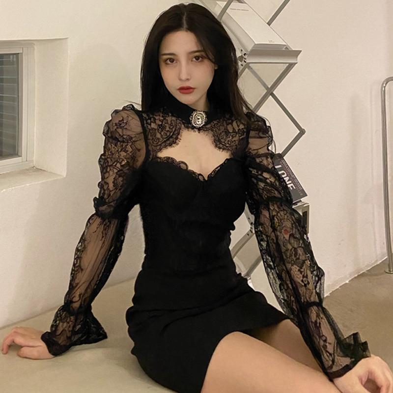 CMAZ 2021 Party Outfits For Women Dress Elegant Midi Long Length Dresses Fashion Sexy Night Slim Ves