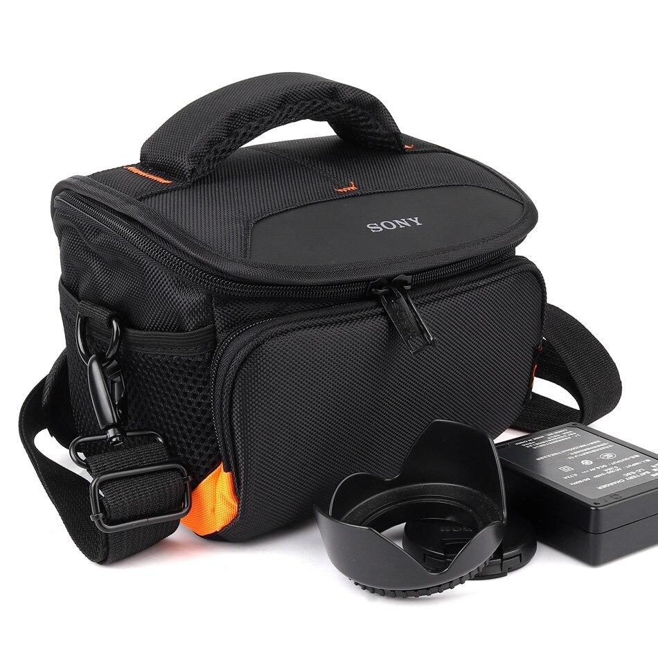 Cámara DSLR bolsa impermeable caso para Sony alpha A7 III II A7R2...