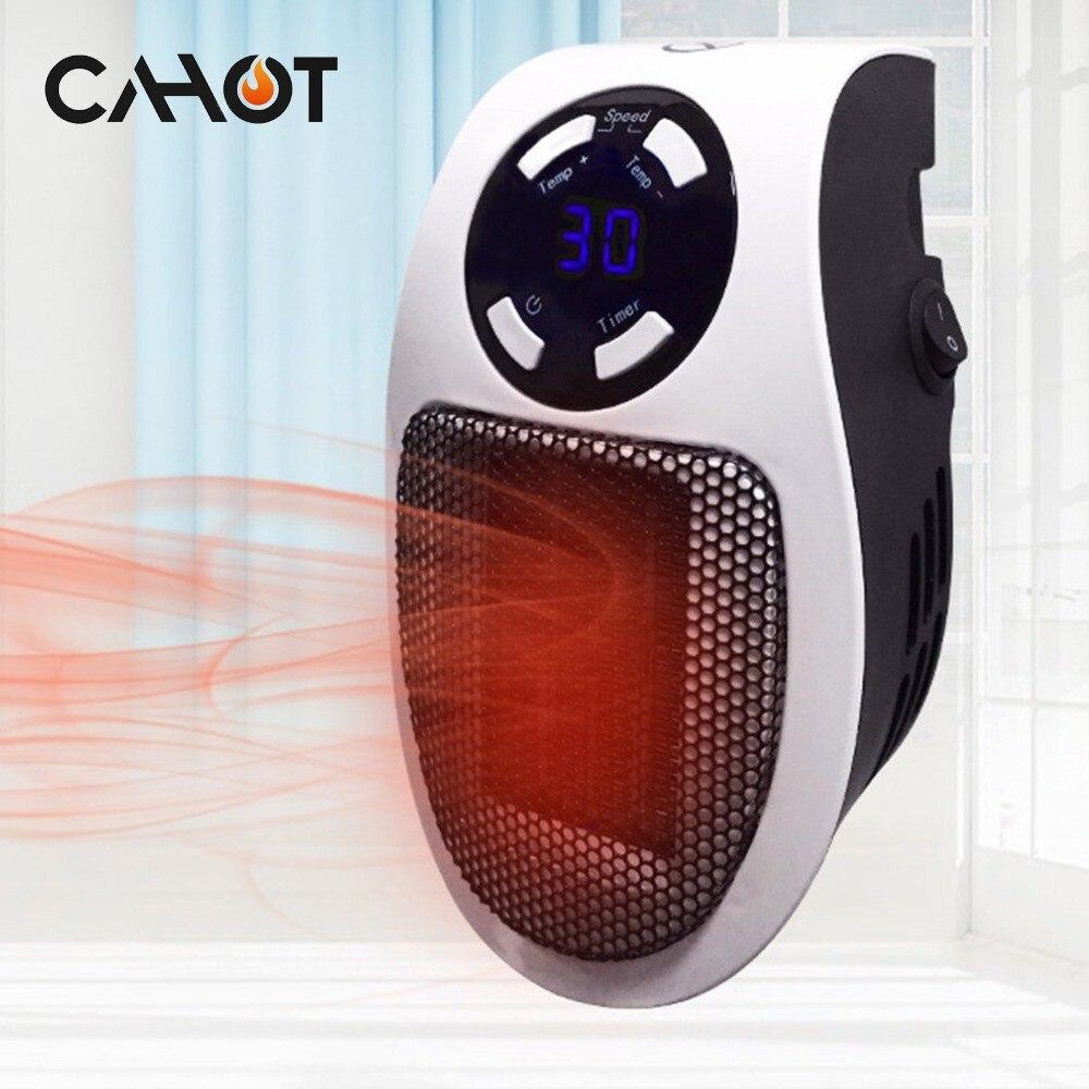 CAHOT мини обогреватель маленький настольный ультра-тихий милый теплый тепловентилятор электрический обогреватель домашний офис настенная ...