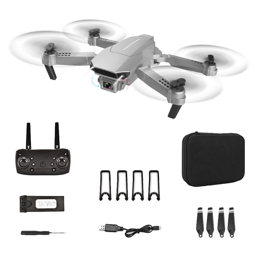 E98 rc zangão hd grande angular 4k câmera wifi 1080p fpv zangão modo headless altitude hold dobrável vídeo gravação ao vivo quadcopter