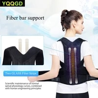 posture corrector 1 pcs adjustable posture corrector back brace upper back pain relief improve bad posture