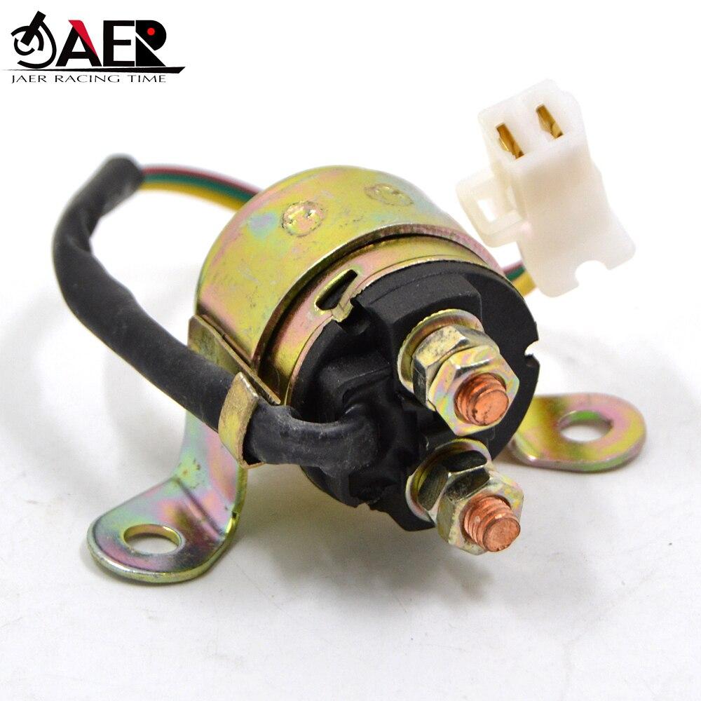 Электрический стартер для мотоцикла, соленоидное реле для Suzuki DR200SE DR125SE GR650D GR650XD TEMPER GS1100GD GS750ED GS700