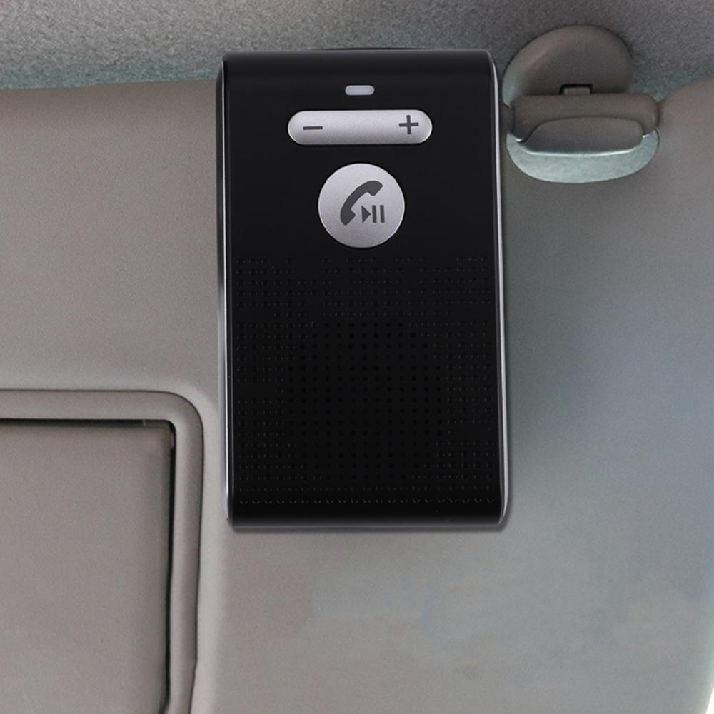 Громкая связь Автомобильный громкоговоритель умный шумоподавление хорошее качество звука беспроводные громкоговорители для Siri Голосовое...