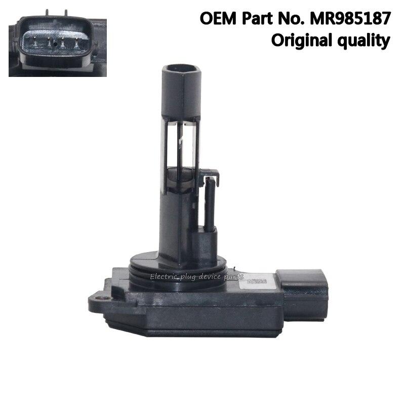 OEM MR985187 E5T60171 MAF Sensor de flujo de Air masivo para Mitsubishi Eclipse esfuerzo Galant Lancer Outlander