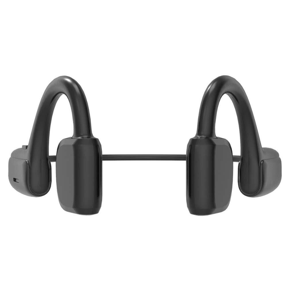 G1/G-100 Semi-closed Durable Bone Conduction Headphones Outdoor Sports Headphones With Mic Handsfree Headphone Headsets enlarge