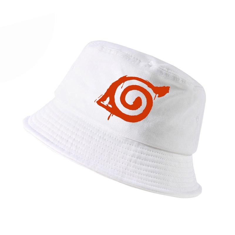 Аниме Наруто Какаси Рыбацкая шляпа для мужчин и женщин с принтом Наруто маскарадная Панама Наруто летняя Панама рыболовная Кепка
