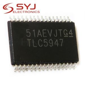 1pcs/lot New TLC5947 TLC5947DAP LED Driver SMD TSSOP32 Quality Assurance Hot  In Stock