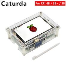 Raspberry pi 4 display 3.5 polegada raspberry pi 3 hdmi touchscreen 480*320 monitor lcd para raspberry pi 4 3 modelo b 3b plus 3b +