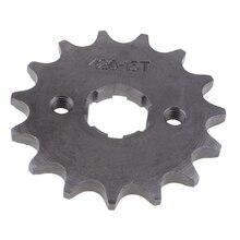 Pignon avant pour chaîne 420   15 T 15 dents 20mm, vélo Dirt Pit Trail Quad, 110CC 125CC 140CC