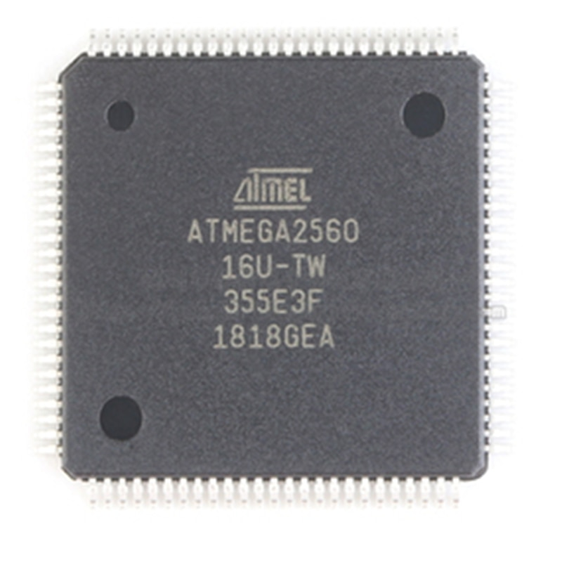 ATMEGA2560-16AU Chip 8-microcontrolador ARM 256K flash 5V