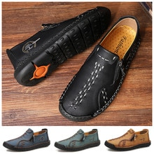YISHEN 2021 Men Casual Shoes Loafers Leather Comfortable Fashion Sneakers Moccasins Zapatos De Hombr