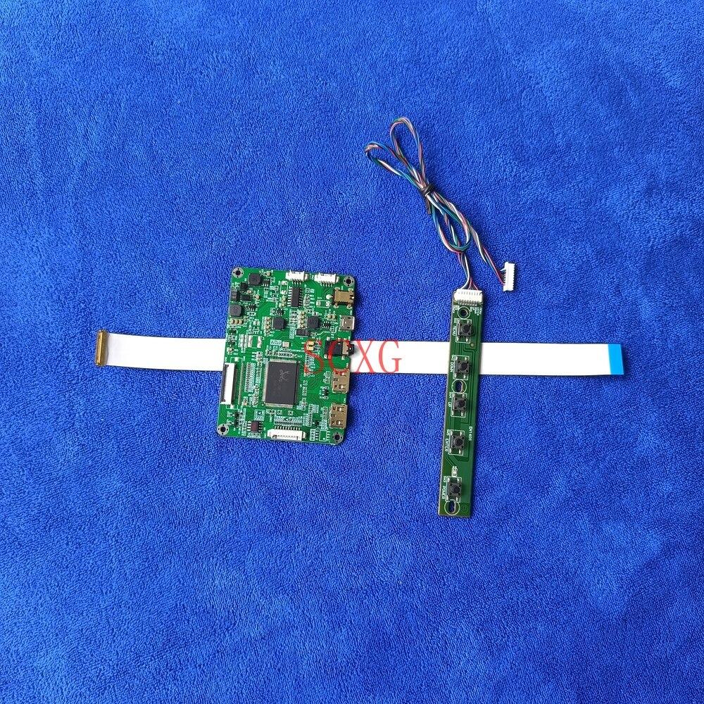 LED لوحة تحكم محرك مجلس 30 دبوس eDP المصغّر USB 5 فولت HDMI-متوافق 2Mini Fit LQ140M1JW32 M140NWF5 R0/R2/R3 KIT 1920*1080