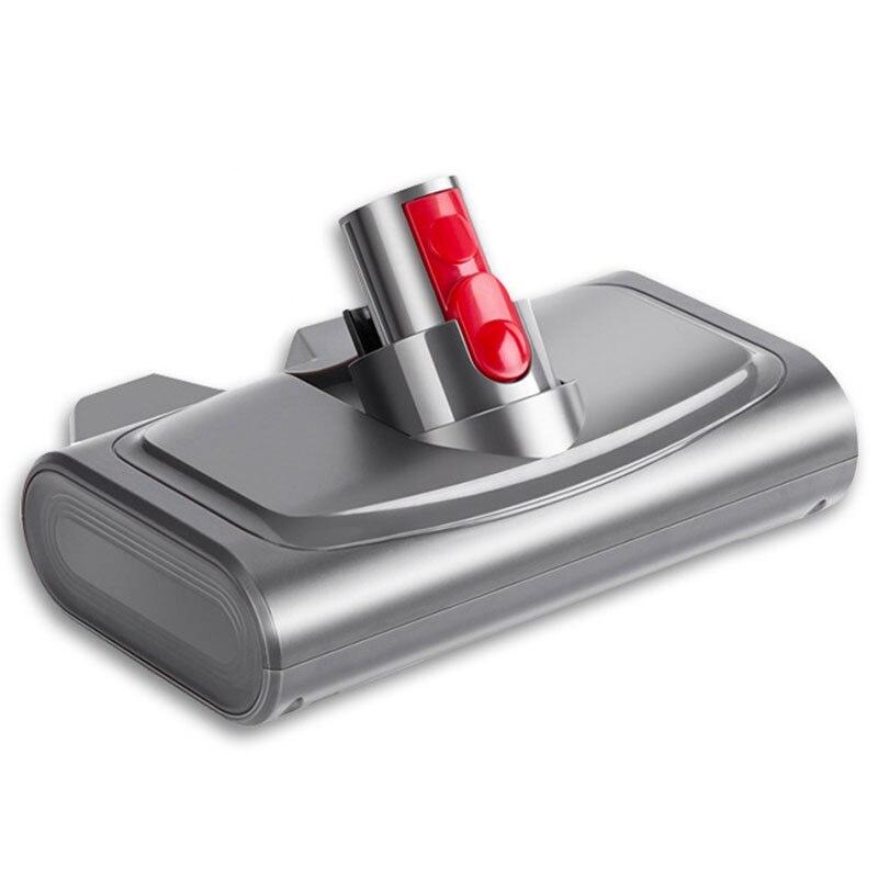 فرشاة إزالة العث الكهربائية رئيس مع أضواء الأشعة فوق البنفسجية ل دايسون V7 V8 V10 V11 مكنسة كهربائية لاسلكية استبدال جزء