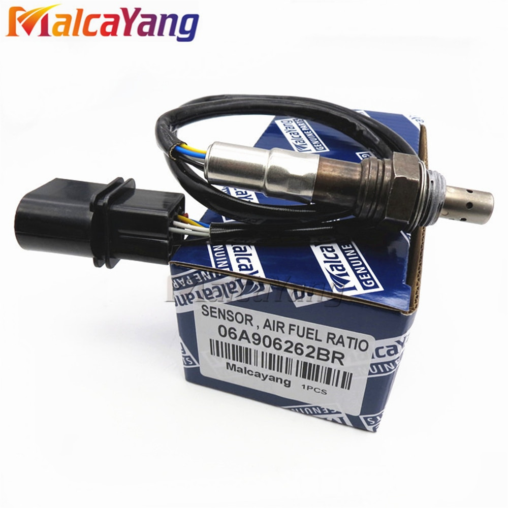 O2 Sensor Oxygen Sensor For VW Golf Mk5 1.6L for Skoda Octavia for Seat Altea for Audi 06A906262BR 06A906262CF