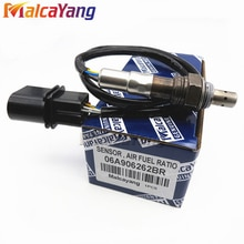 Capteur doxygène O2 pour VW Golf Mk5 1.6L pour Skoda Octavia pour Seat Altea pour Audi 06A906262BR 06A906262CF