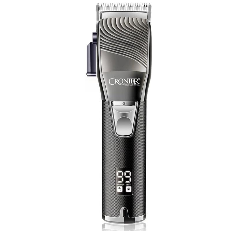 الحلاق يتلاشى مزج المهنية مقص الشعر 7200RPM قوية اللاسلكي الشعر المتقلب الكهربائية الرجال آلة قطع الشعر