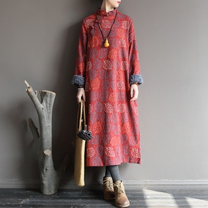 Traditional Chinese Clothing For Women Plus Size Modern Chinese Cheongsam Qipao Oriental Dress Traditional Asian Dress FF2530