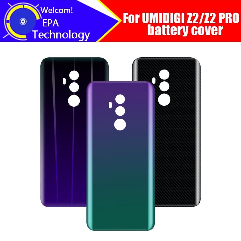 UMIDIGI Z2 Battery Cover 100% Original New Durable Back Case Mobile Phone Accessory for UMIDIGI Z2 P