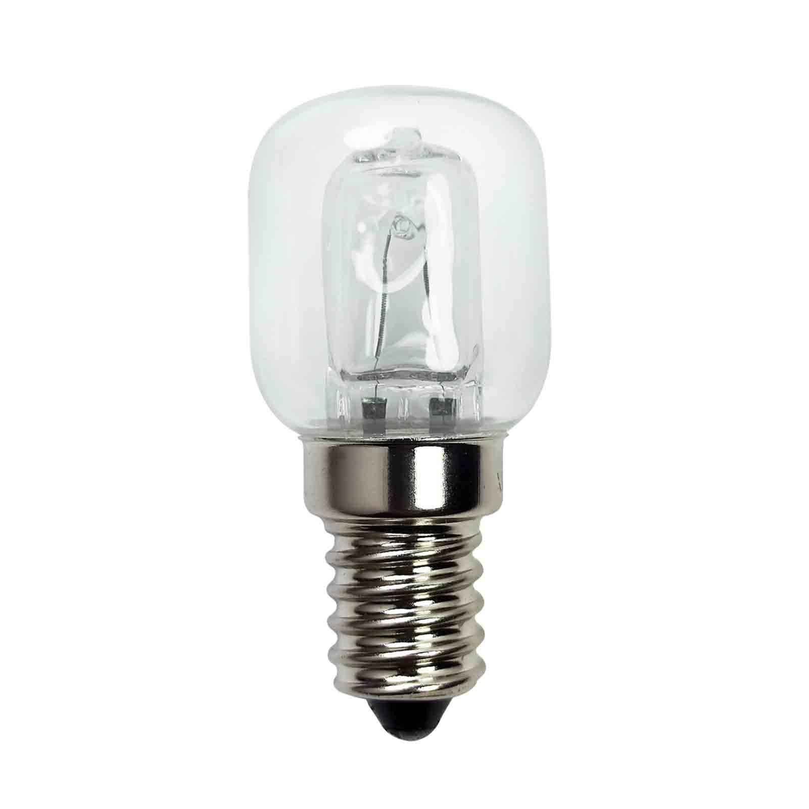 lampada de microondas resistente de alta temperatura do grau do bulbo 25w 2750k e14