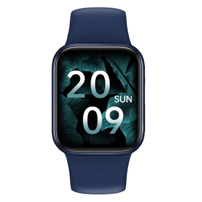 Get I12 Smartwatch Men's Women's Heart Rate Blood Pressure Monitoring Sports Tracking Waterproof Smart Watch for Apple Huawei Xiaomi