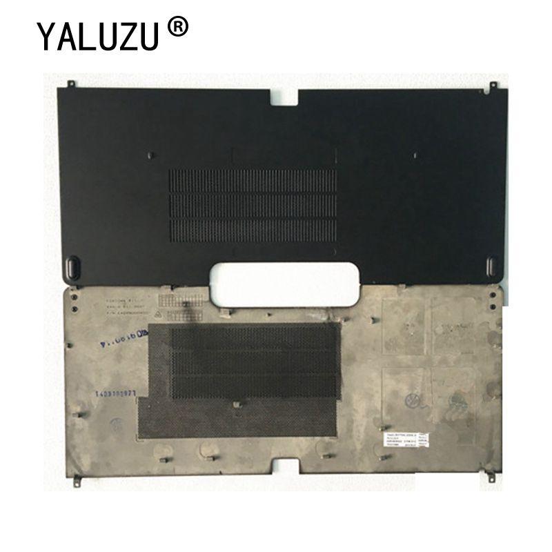YALUZU dla Dell Latitude E7440 dysk twardy pokrywa dolna dolna obudowa duży Panel drzwi Y1CKD 0Y1CKD