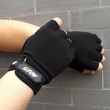 Men Tactical Winter Gloves Sports Fingerless Hand Gloves Winter Fashion Women Men Mittens Women Black Driving Gloves Winter 2019
